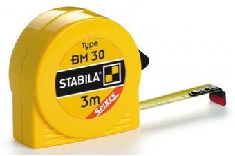 Stabila 16450 Bm 30 Sp Pocket Tape Measure 3 M