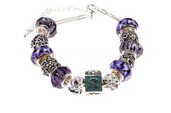(Silver) - Charm Bracelet for a Qualified Nursing Sister