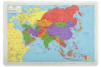 (Asia) - Painless Learning Asia Map Placemat