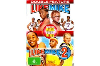 Like Mike / Like Mike 2 [Region 4]