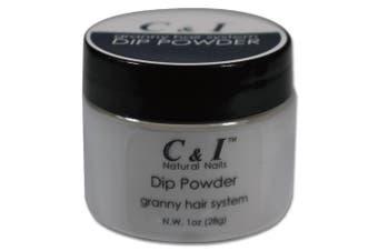 C & I Dipping Powder Colour No.012 Smoke Granny Colour System