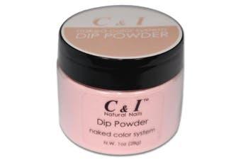 C & I Dipping Powder Colour No.009 MistyRose Naked Colour System
