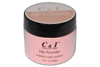 C & I Dipping Powder Colour No.008 Salmon Naked Colour System