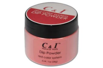 C & I Dipping Powder Colour No.006 IndianRed Red Colour System
