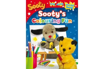 Sooty's Colouring Fun (Sooty Activity Books)