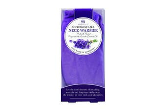 Aroma Home Lavender Microwaveable Neck Warmer