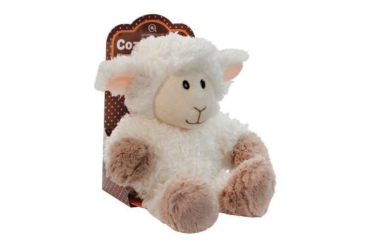Aroma Home Microwaveable Lamb Cosy Hottie