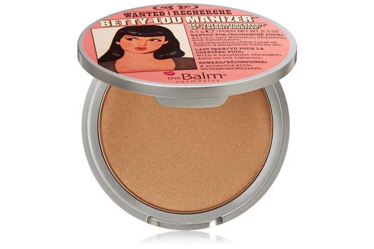 (Betty-Lou) - theBalm Wanted: Betty-Lou Manizer AKA The Bronzing Bandit
