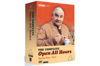 Open All Hours: The Complete Series 1-4 [Region 2]