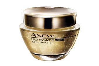 (50+ Night Gold Emulsion) - Anew Ultimate 50+ Night Gold Emulsion