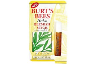 Burt's Bees Herbal Blemish Stick, 7.7ml