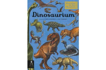 Dinosaurium: Welcome to the Museum (Welcome to the Museum)