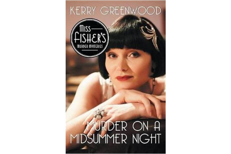 Murder on a Midsummer Night (Miss Fisher's Murder Mysteries)