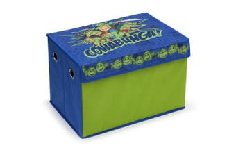 Nickelodeon Teenage Mutant Ninja Turtles Fabric Toy Box