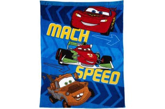 Disney Cars Toddler Blanket