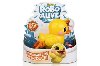 Zuru Robo Alive Junior Robotic Duck Assorted