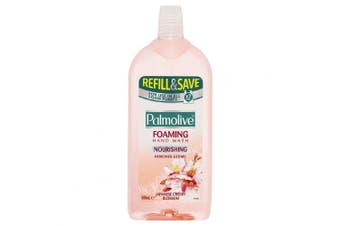 Palmolive Foaming Liquid Hand Wash Japanese Cherry Blossom Refill 500ml