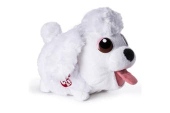 (Poodle) - Chubby Puppies and Friends Bumbling Puppies Plush, Poodle