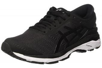(7.5 UK, Black (Black/Phantom/White 9016)) - Asics Men's Gel-Kayano 24 Running Shoes