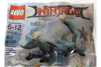 LEGO The Ninjago Movie Green Ninja Dragon Mini Set