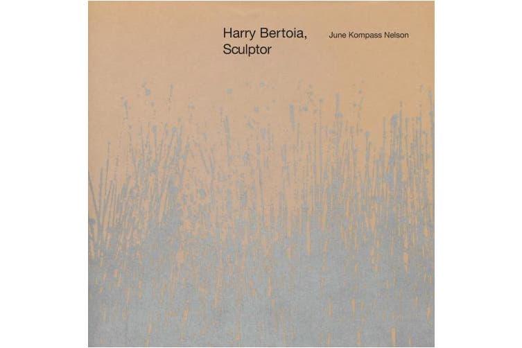 Harry Bertoia, Sculptor