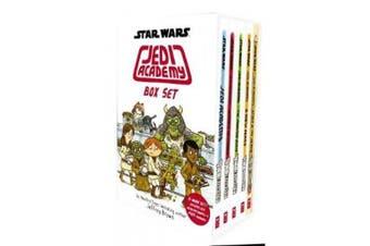 Jedi Academy 5 Book Box Set (Star Wars Jedi Academy)