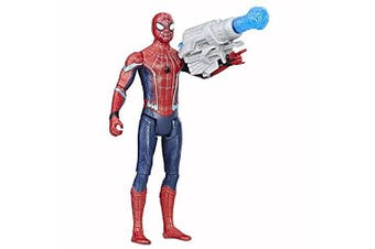 Spider-Man: Homecoming Spider-Man (Blue Tech) 15cm Figure