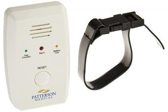 Patterson Medical 081562537 Sammons Preston Economy Alarm Monitor, Nurse Station Alert Device for Caregivers in Home or Clinical Setting, Colour-Coded Alarm System for Patient