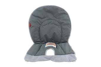 Fisher Price 4-in-1 Total Clean High Chair Replacement (CMR51 DARK grey SEAT PAD)