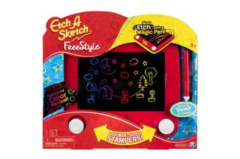 Etch A Sketch - Freestyle Toy