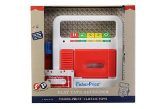 Fisher-Price Play Tape Recorder
