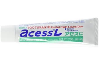 ACESS BU02P03852 L Toothpaste, 60ml