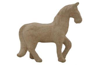 Paper-Mache Horse
