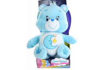 Care Bears Boxed Toy - 30cm Bedtime Bear Super Soft Plush