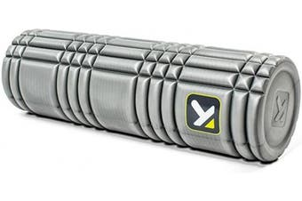 (18-Inch) - Trigger Point Performance Core Multi-Density Solid Foam Roller with Free Online Instructional Videos