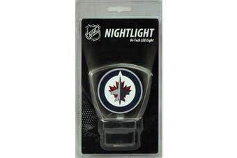 (Winnipeg Jets) - Winnipeg Jets LED Nightlight