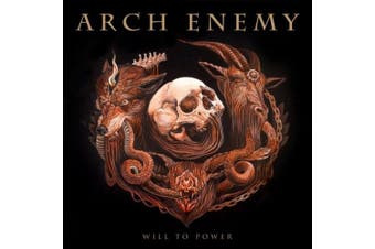 """Will to Power [Deluxe Edition CD/LP/7"""" Box Set] [Box] *"""
