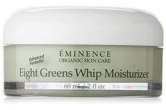 Eminence Organic Skincare. Eight Greens Whip Moisturiser 60ml/2oz