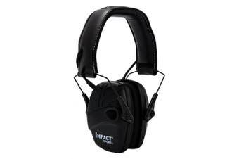 (Sports) - Honeywell 1034490 Howard Leight Impact Sport Earmuff, Black