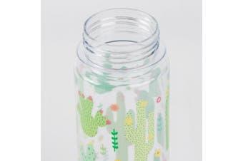 (1, Multi) - Sass & Belle Cactus – Drinks Bottle