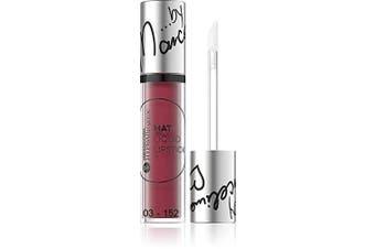 (03 - 152 LAS VEGAS) - 150 Bell HYPOAllergenic MAT Liquid Lipstick by Marcelina Most Trendy 10 Colours (03 - 152 LAS VEGAS)