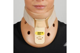 (S) - ArmoLine Philadelphia Neck Collar Support Disc Hernia Osteoarthritis Brace Medical Grade Small Medium Large Men Women Cervical Posture (S)