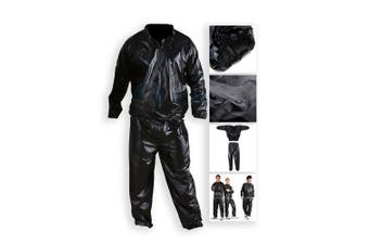 BodyRip Sweat Weight Loss Sauna Suit Exercise Gym Suit Fitness Anti-Rip Workout One Size