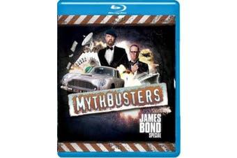 Mythbuster - James Bond Special [Region B] [Blu-ray]