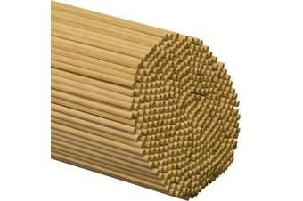 (Bag of 25) - Wooden Dowel Rods 0.6cm x 30cm - Bag of 25