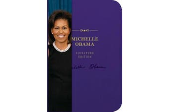 Michelle Obama Notebook (The Signature Notebook Series)