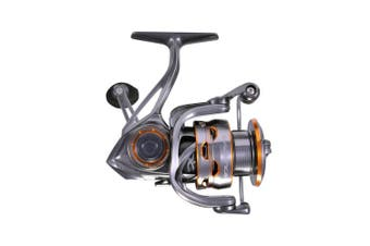 CS8 Spinning Reel, Ultralight Premium Magnesium Frame Fishing Reel with 9+1 Corrosion Resistant Bearings Smooth Powerful Fishing Reel Spinning with 8.6kg Carbon Fibre Drag & 6.2:1 Gear Ratio Reels