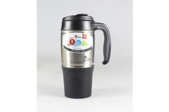 bubba Classic Insulated Travel Mug, 530ml, Black