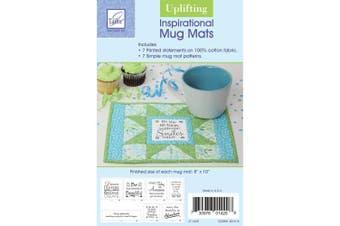 June Tailor Inspirational Mug Mats
