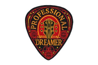 Asilda Store Professional Dreamer Embroidered Sew or Iron-on Patch
